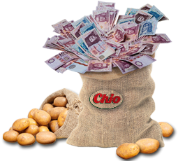 Ki Chio-t vett, pénzt arathat