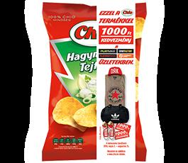 1 000 Ft kedvezmény már egyetlen Chio termékkel!